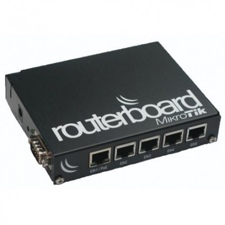 Mikrotik RB450G Router 5 Port 10 100 1000 Lev.5