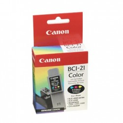 Canon BCI-21 Clr Color BJC-4000SP 2000 5500 series OEM