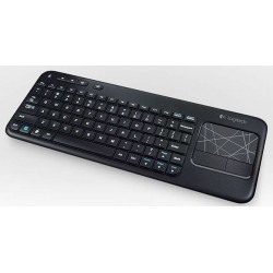 Logitech Wireless Keyboard K400R Compatible Windows 8