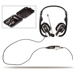 Logitech Premium Notebook Headset USB
