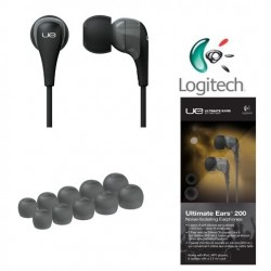 Logitech UE 200 Noise Isolating Iphones