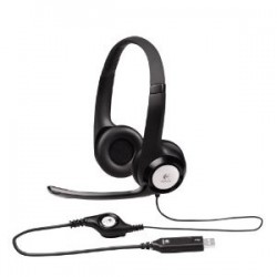 Logitech USB Headset H 390
