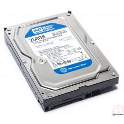 WDC 250GB SATA3 16MB - Caviar Blue - WD2500AAKX