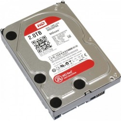 WDC 2TB SATA3 64MB - Caviar Red - WD20EFRX For NAS