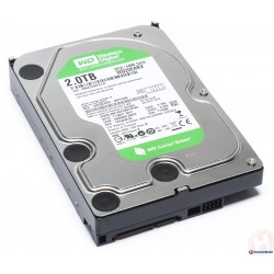 WDC 2TB SATA3 64MB - Green Power - WD20EARX