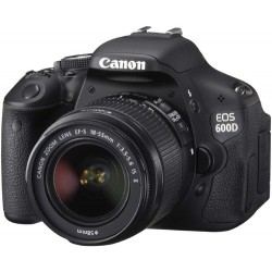 Canon EOS 600D Kit I EF S18-55 IS II