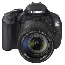 Canon EOS 600D Kit II EF S18-135IS