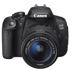 Canon EOS 700D Kit I (EF S18-55 IS STM)