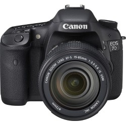 Canon EOS 7D Kit I (EF S15-85IS)