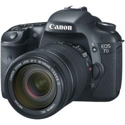 Canon EOS 7D Kit II (EF S18-135IS)