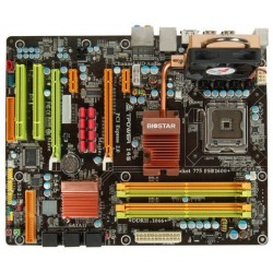 Biostar TPOWER I 45 LGA775 Intel P45 DDR21200