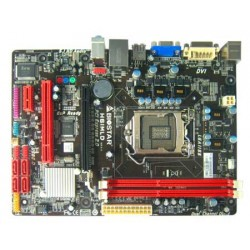 Biostar H61MLD LGA1155 Intel H61 DDR3 USB3 DVI Port Remote 50000