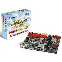 Biostar H61MLV2 LGA1155 Intel H61 DDR3 USB3 Remote 50000