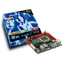 Biostar TH61 ITX LGA1155 Intel H61 DDR3 USB 3.0 Remote 50000