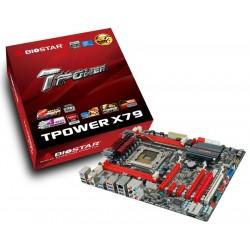 Biostar TPOWER X79 LGA2011 Intel X79 DDR3 Remote 50000