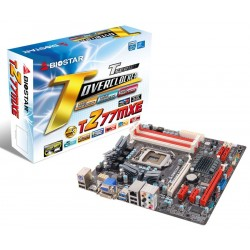 Biostar TZ77MXE LGA1155 Intel Z77 DDR3 Remote 50000