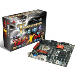 Biostar TZ77XE4 LGA1155 Intel Z77 DDR3 Remote 50000