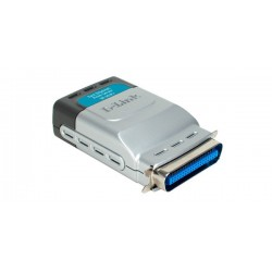 D-Link DP-301P Print server 1 port Pararel 1 Port UTP
