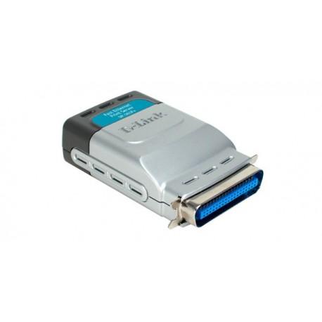 D-Link DP-301P Print server 1 port Pararel 1 Port UTP