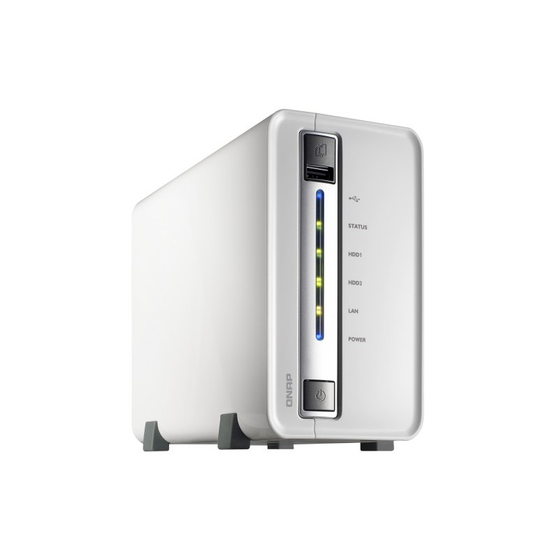 Jual Harga QNAP TS 212 All In One 2 Bay NAS Server For