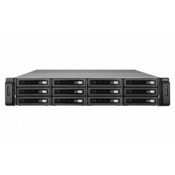 QNAP TS-1279U-RP Ultra-high performance 12-bay NAS server for high-end SMBs Rackmount Base