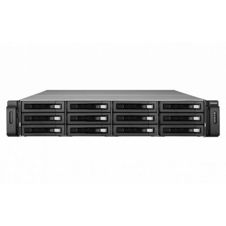 TS-1279U-RP Ultra-high performance 12-bay NAS server for high-end SMBs Rackmount Base