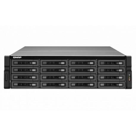 QNAP TS-1679U Ultra-high performance 16-bay NAS server high-end SMBs