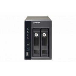 QNAP TS-269 Pro High-performance 2-bay NAS server for SMBs