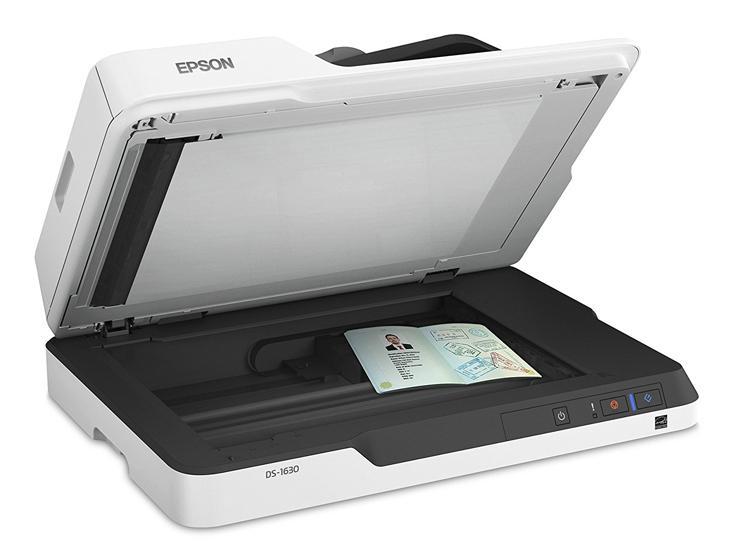 Jual Harga Epson WorkForce DS-1630 Scanner