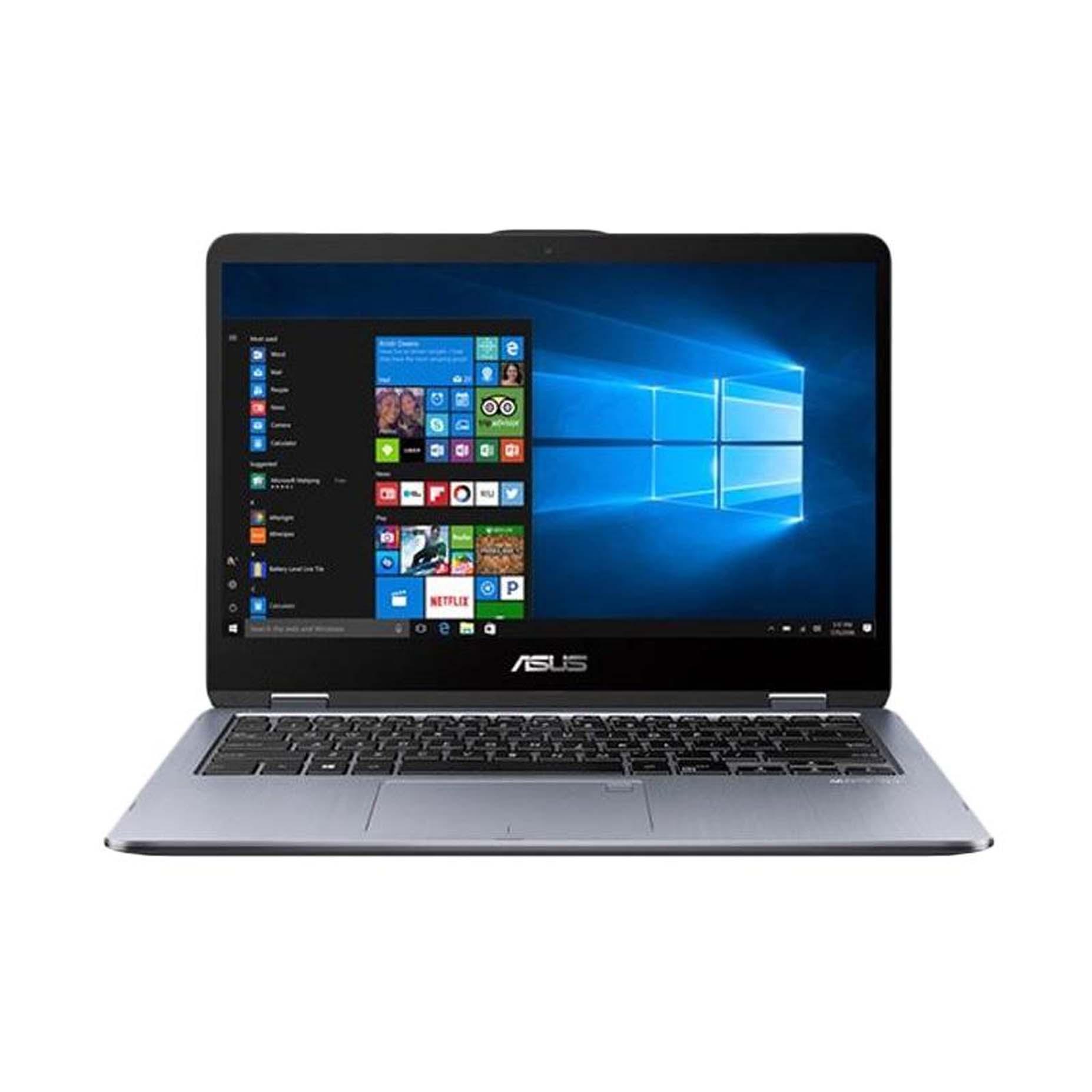 Harga Asus VivoBook TP412UA-EC701T Intel Core i7-8550U Laptop