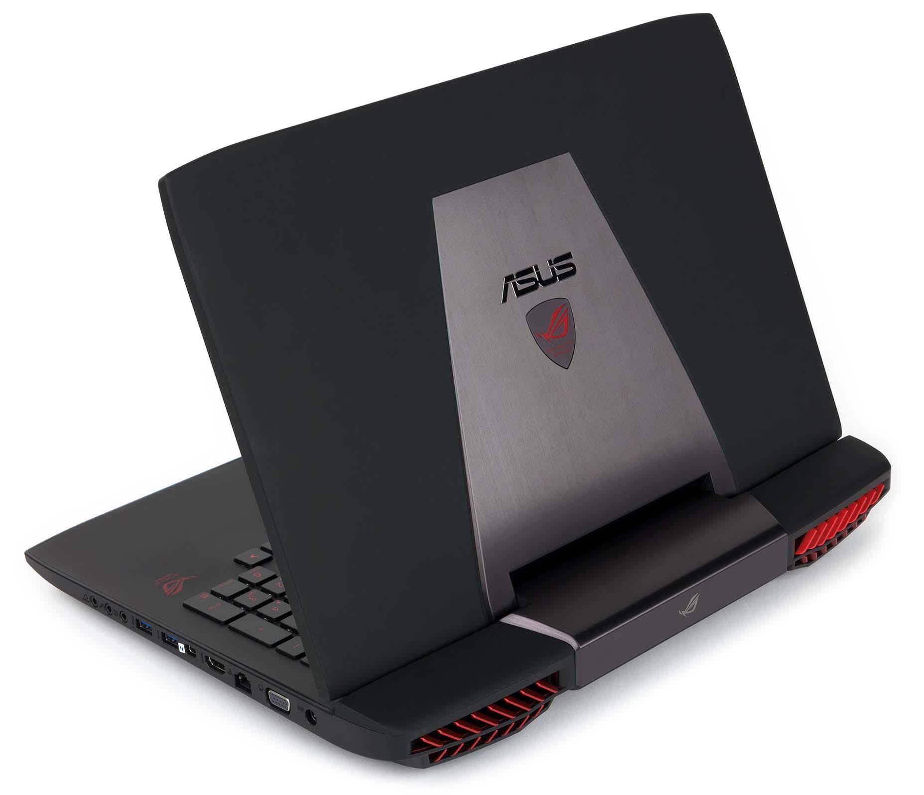 Harga Asus Rog G751jy Laptop Gamers Core I7 8gb 1tb Win8