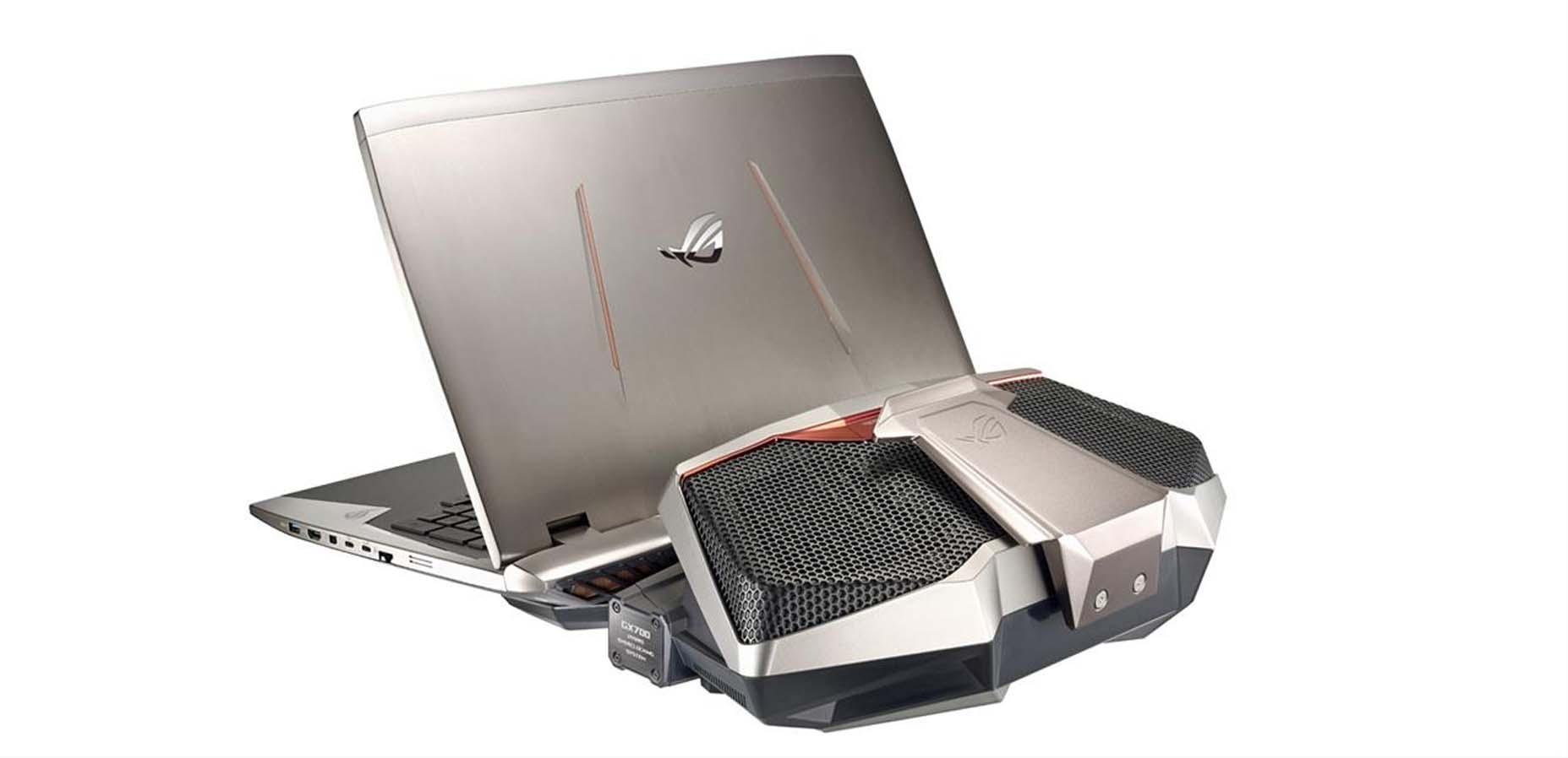 Harga Jual Asus Rog Gx700vo Laptop Gaming Core I7