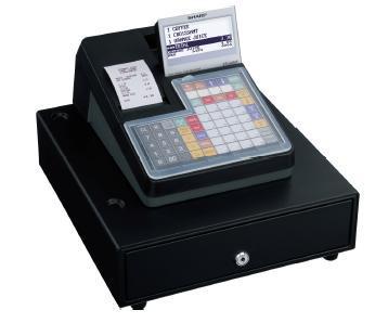 Harga Mesin Kasir Sharp ER-280 F (Keyboard Flat)