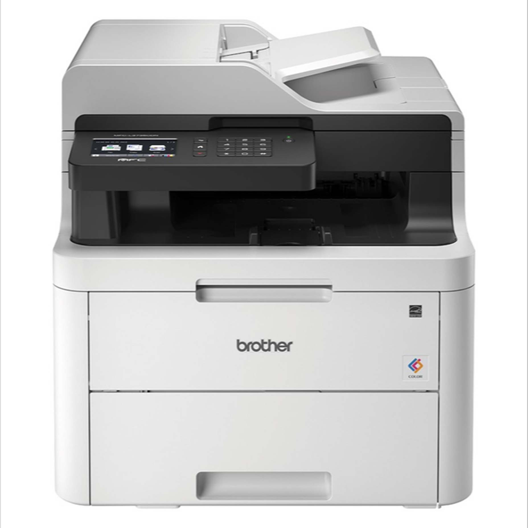 Harga Brother MFC-L3735CDN Printer Laser Colour Multifunction Duplex + Fax + WiFi
