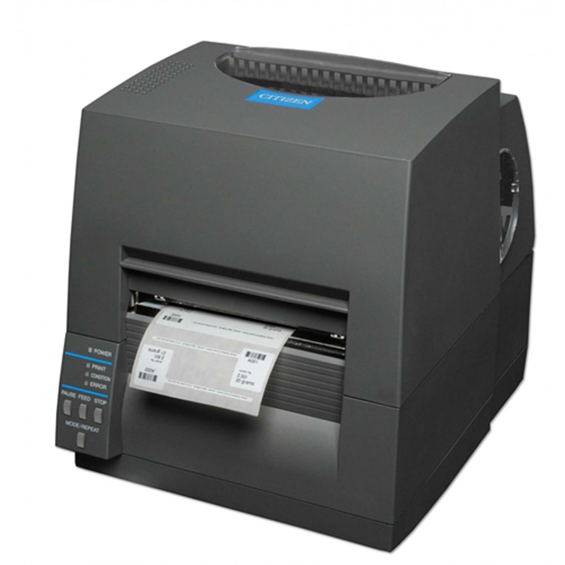 Harga Jual Citizen CL-S631 Label Barcode Printer 300 dpi USB Black
