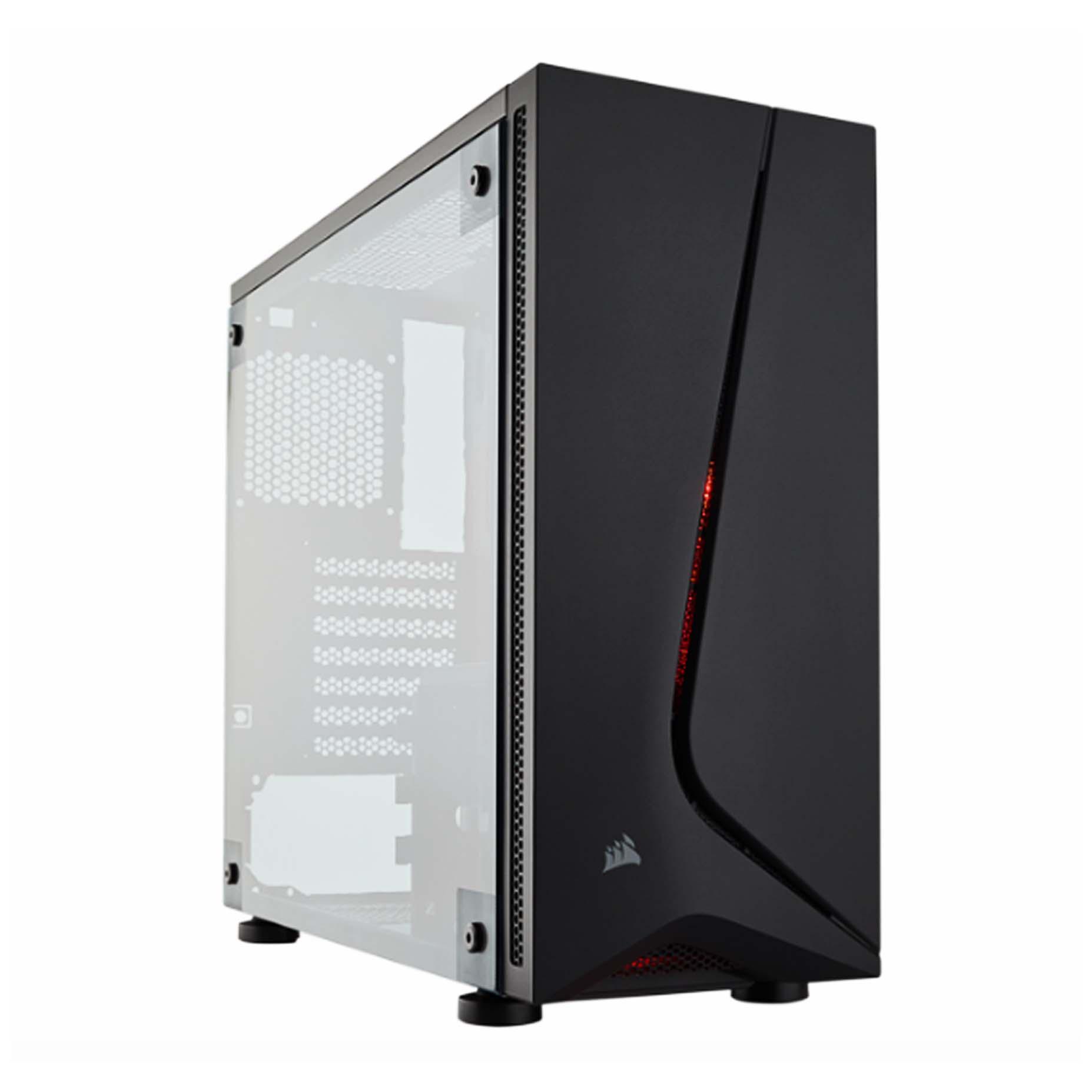 Harga Jual Corsair CC-9011138-WW Carbide Series SPEC-05 Mid-Tower Gaming Case-Black