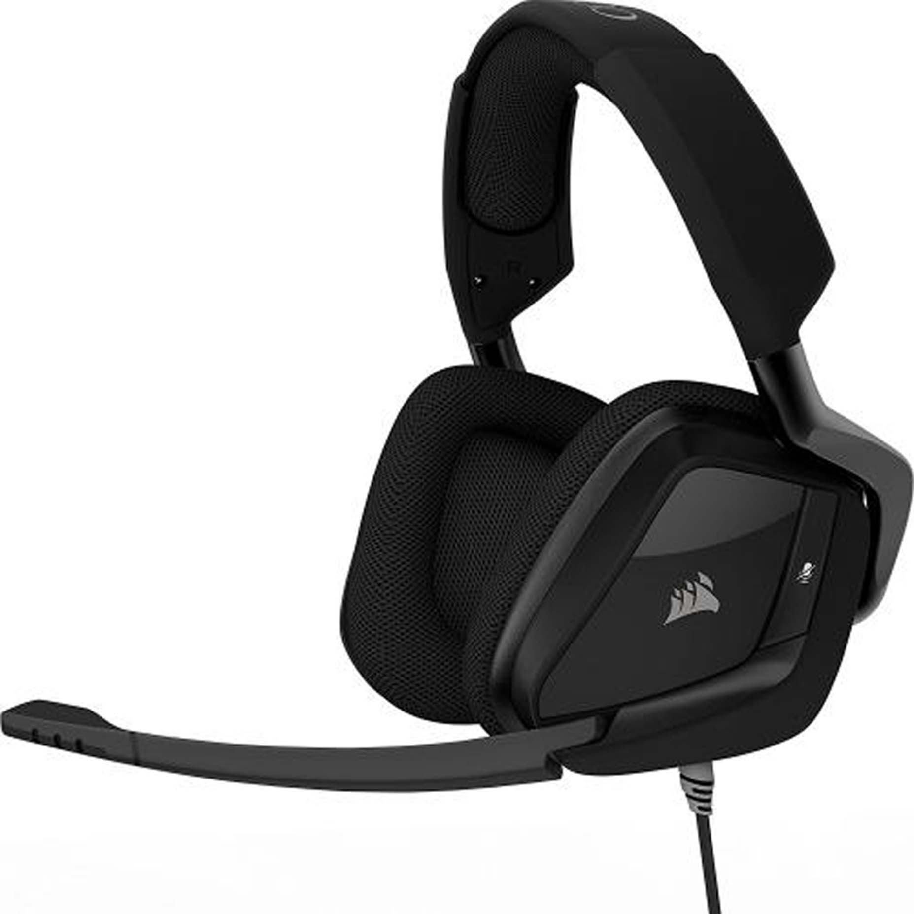 Harga Jual Corsair CA-9011156-NA VOID PRO Surround Premium Gaming Headset with Dolby Headphone 7-1-Carbon
