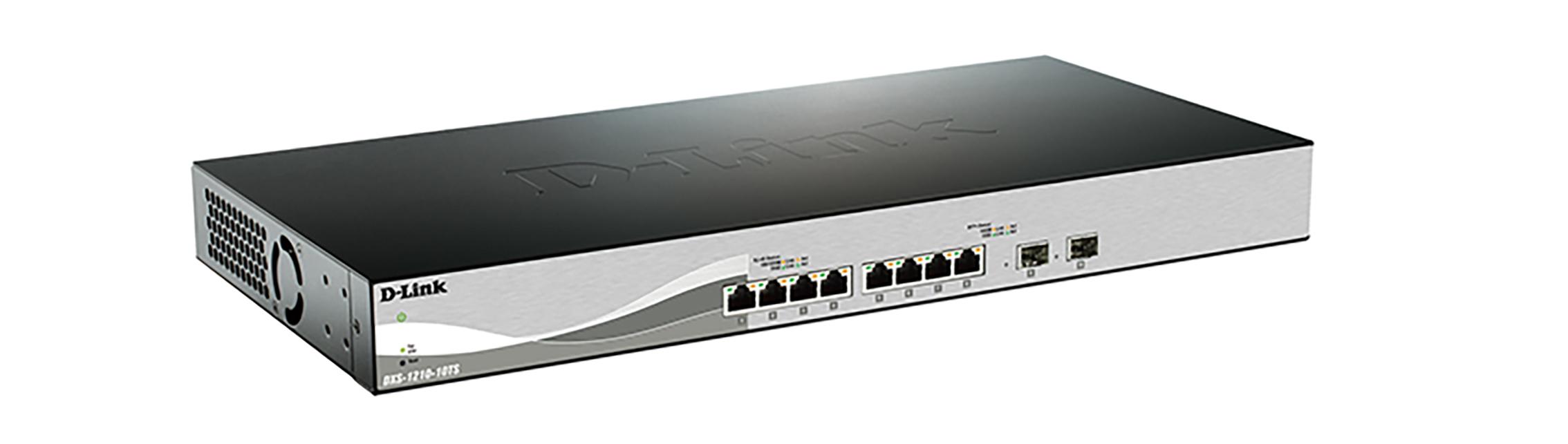 Harga Jual D-Link (DXS‑1210) 10 Gigabit Ethernet Smart Managed Switches
