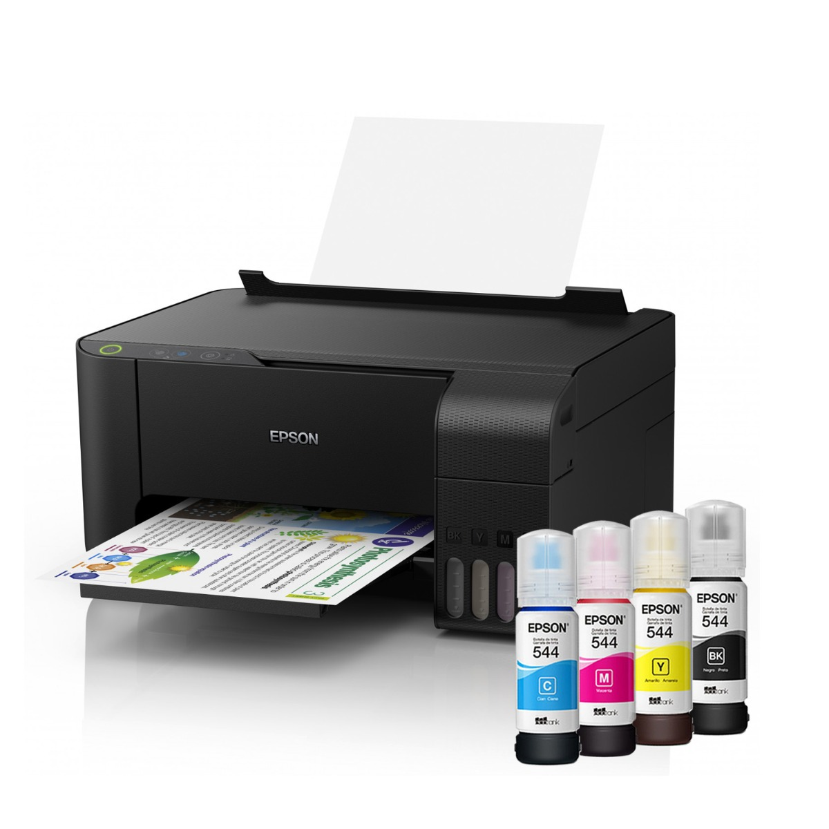 Harga Jual Epson EcoTank L3110 All-in-One Ink Tank Printer