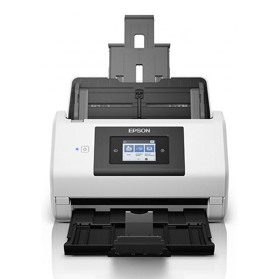 Harga Jual Epson WorkForce DS-780N A4 Duplex Sheet-fed Document Scanner