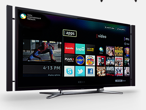 how to add apps to sony bravia tv