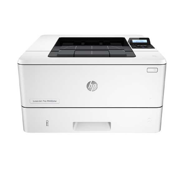 Harga Jual HP Black and White LaserJet Pro M402dw Printers (C5F95A)