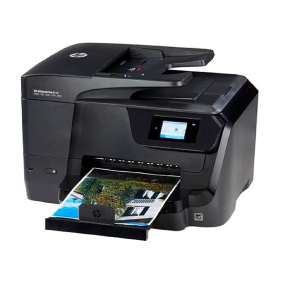 Harga jual HP OfficeJet Pro 8710 All-in-One Multifunction Printer (D9L18A)