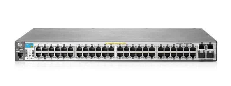 Harga jual HP Aruba 2620 48 PoE+ Switch (J9627A)