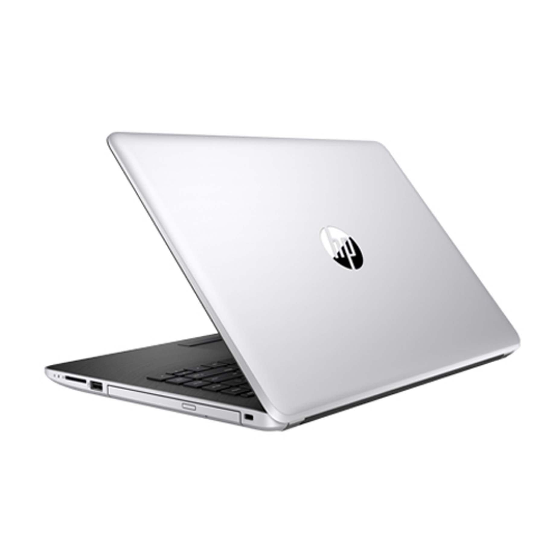 Harga HP Notebook 14-BW023AX AMD A9-9420 4GB 1TB Radeon 520 2GB Win10 14Inch HD SILVER