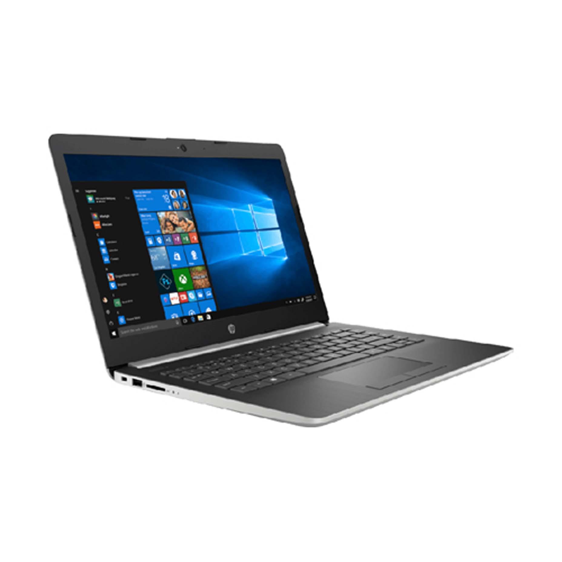 Harga HP Notebook 14-CM0078AU AMD Ryzen 5 2500U 4GB 1TB 128GB AMD Radeon Vega 8 Win10 14 Inch Silver