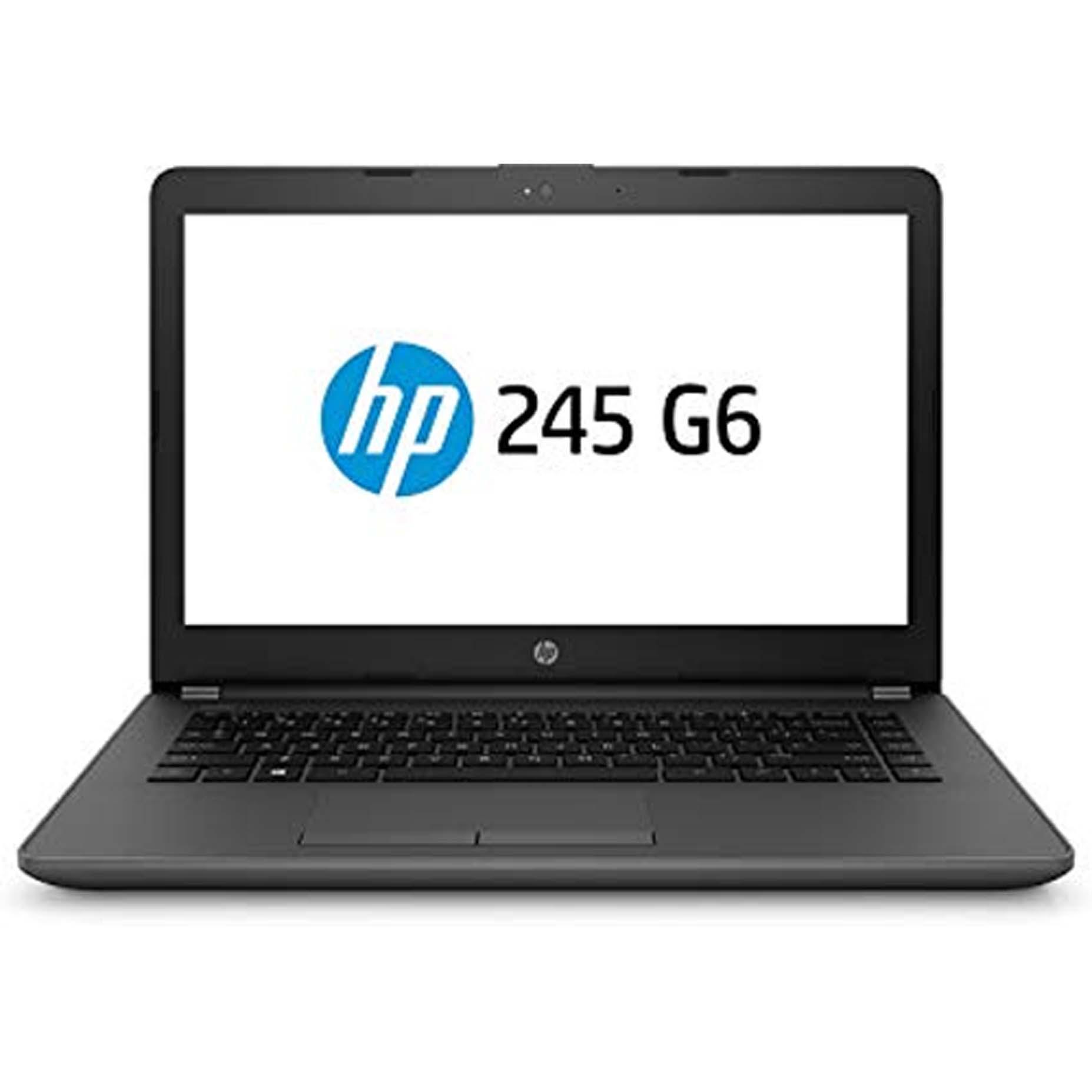 Harga HP Notebook 245 G6 2DF50PA AMD A9-9420 4GB 500GB Win10 14 Inch