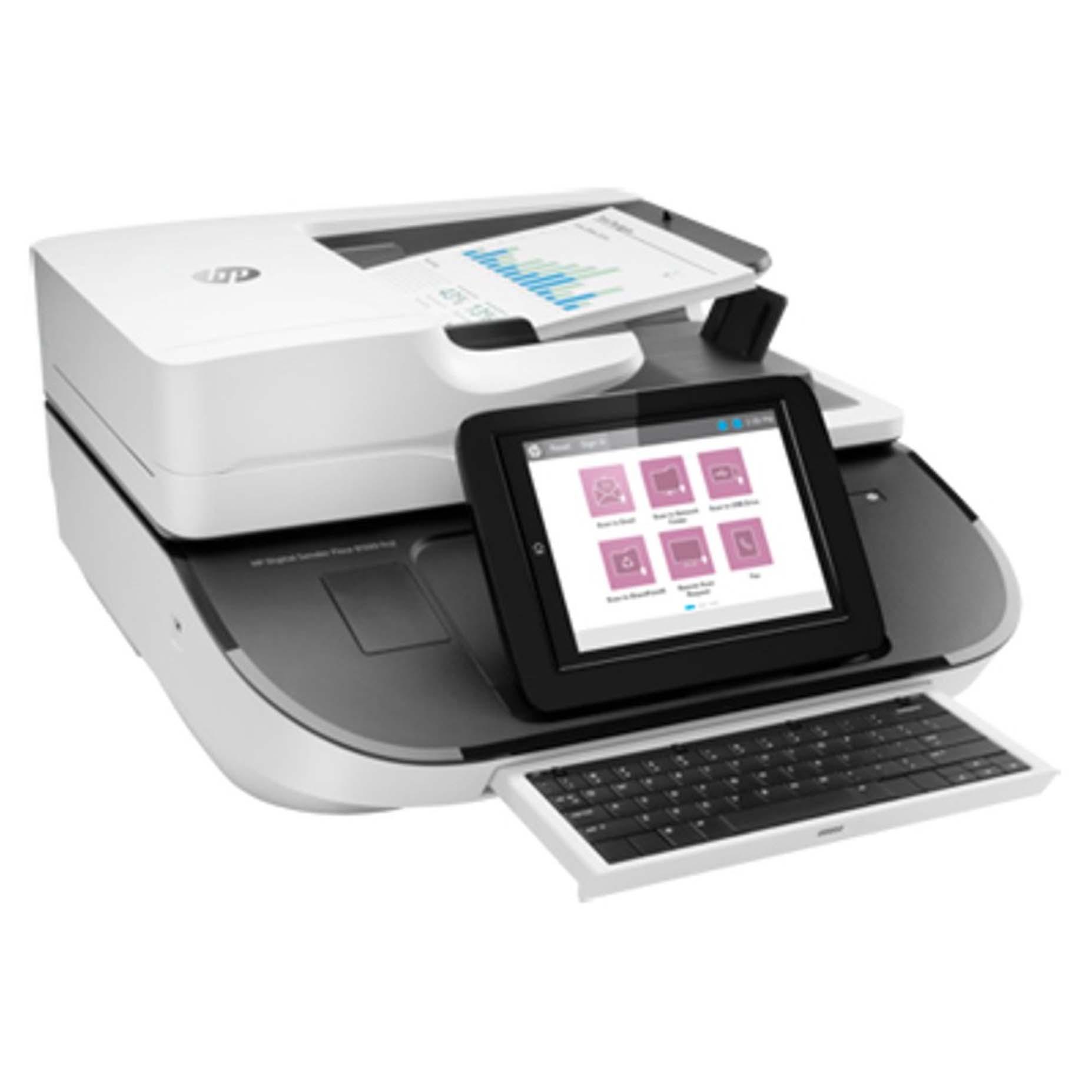 Harga Jual HP Digital Sender Flow 8500 fn2 Document Capture Workstation (L2762A)