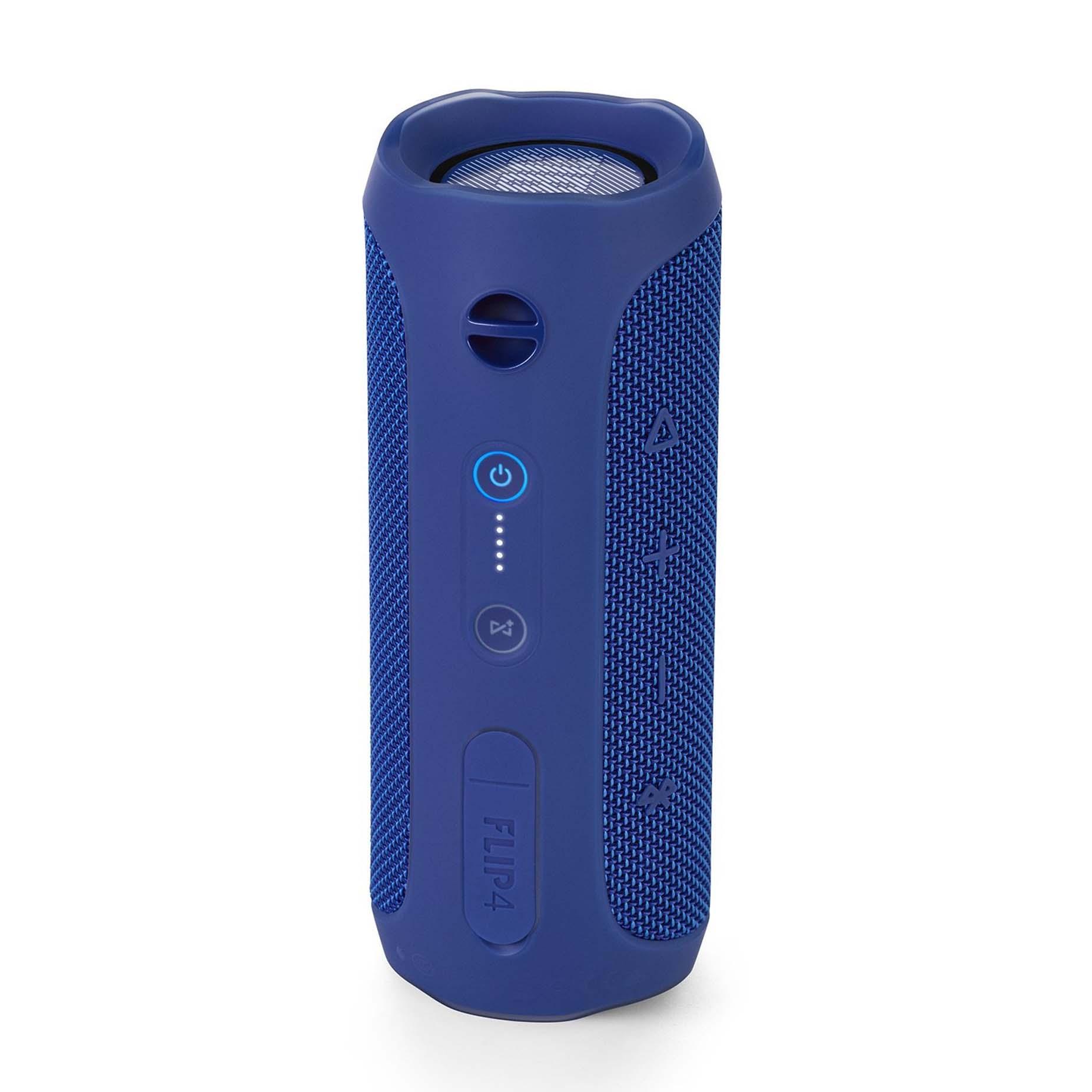 Harga JBL Flip 4 Speaker Bluetooth Portable Blue Anti Air