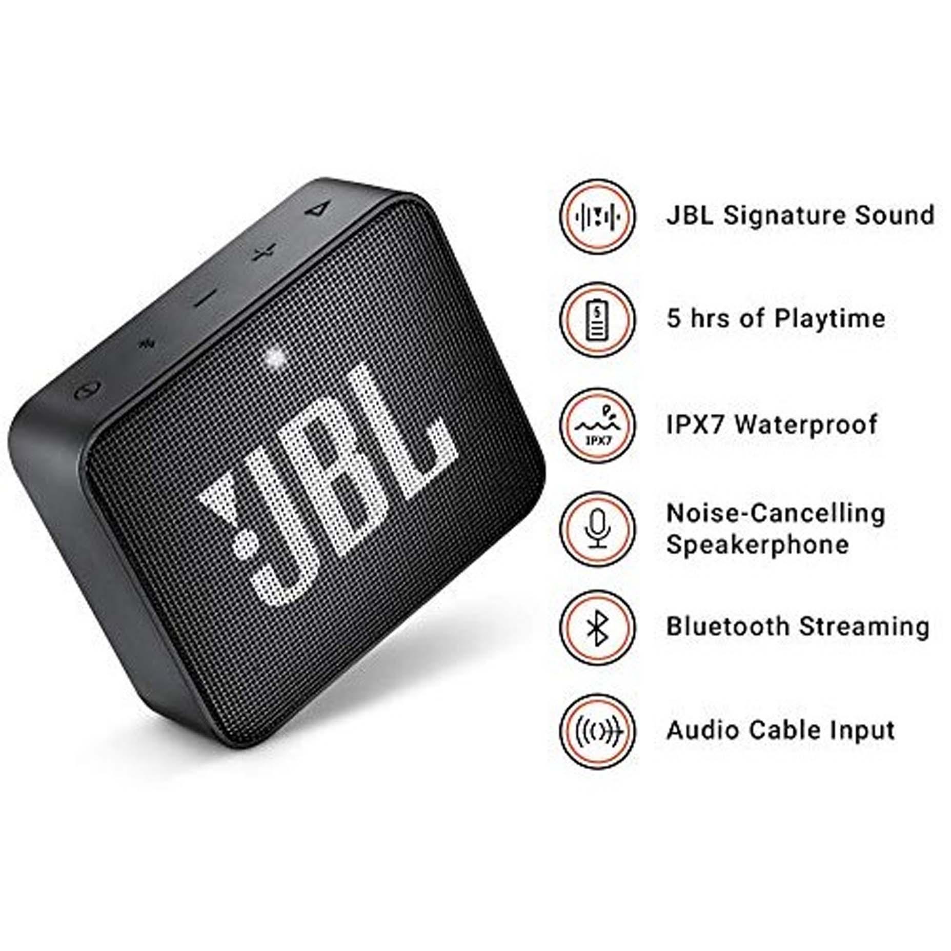 Harga JBL GO 2 Speaker Bluetooth Portabel